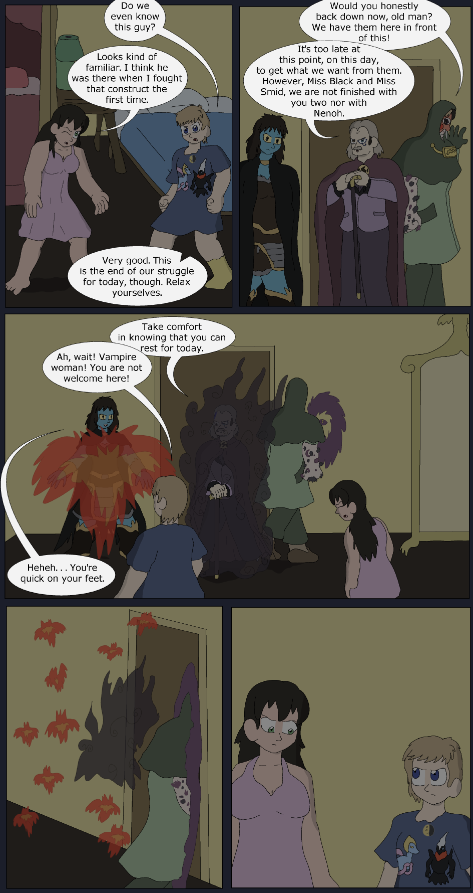 The Sunset Princess, Page 29