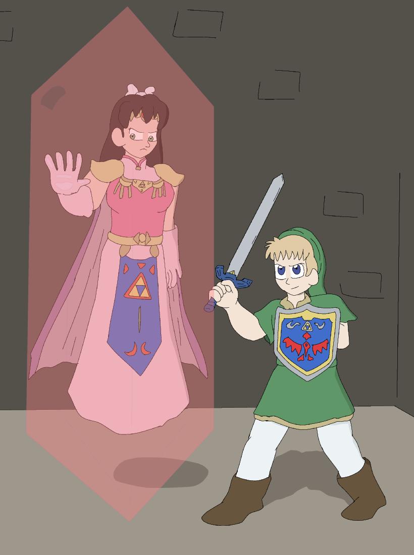 Filler: Saving the Princess #2