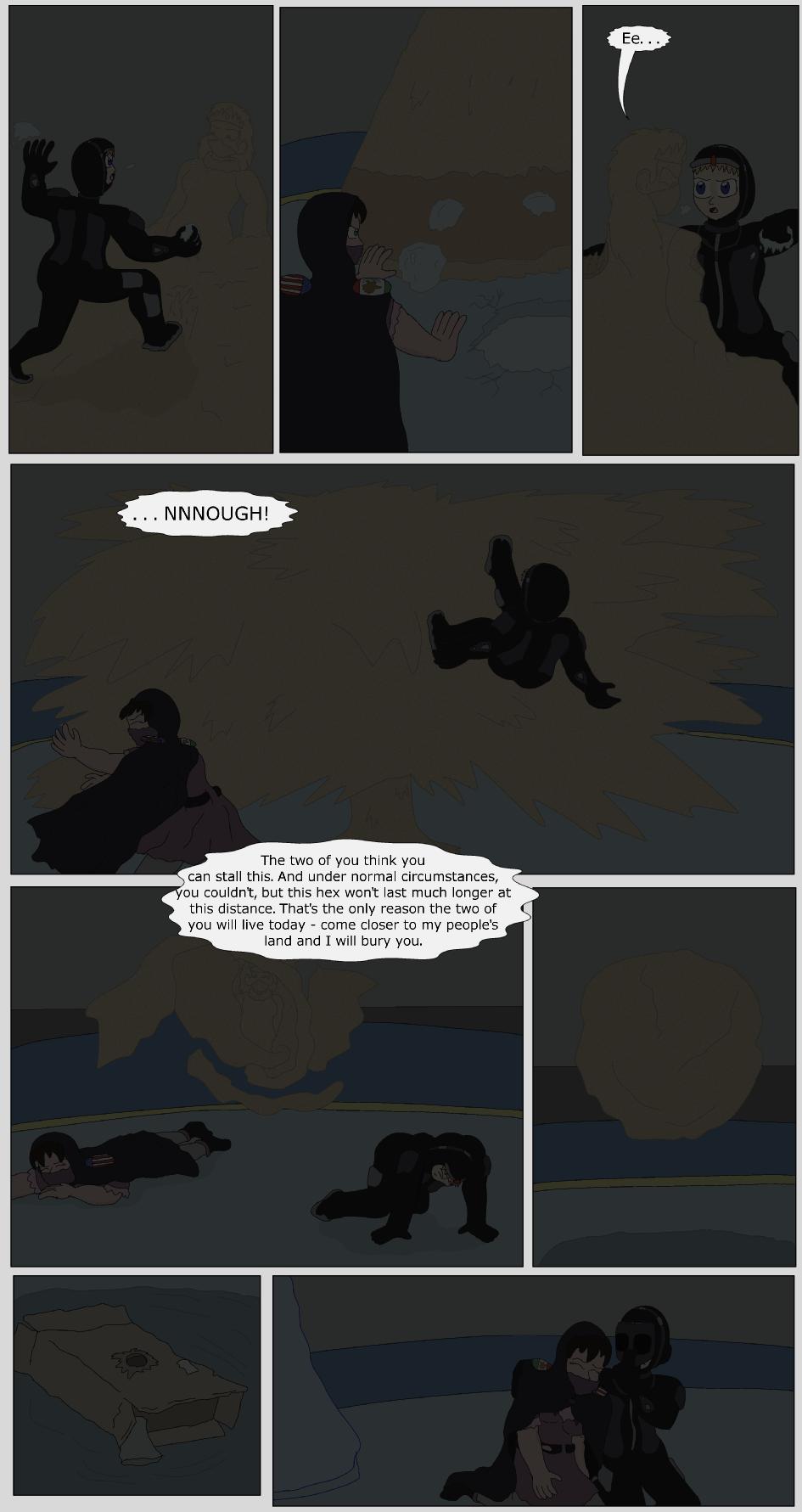 The Black Princess... On Ice!, Page 20