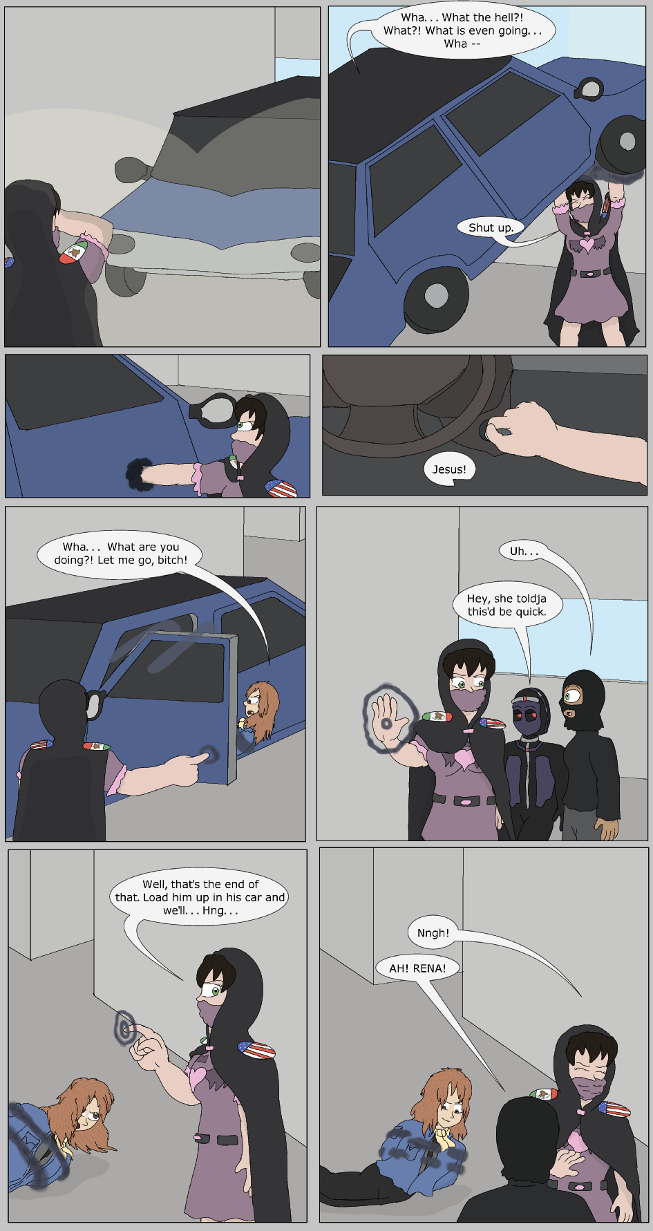 The Fast Life, Page 10