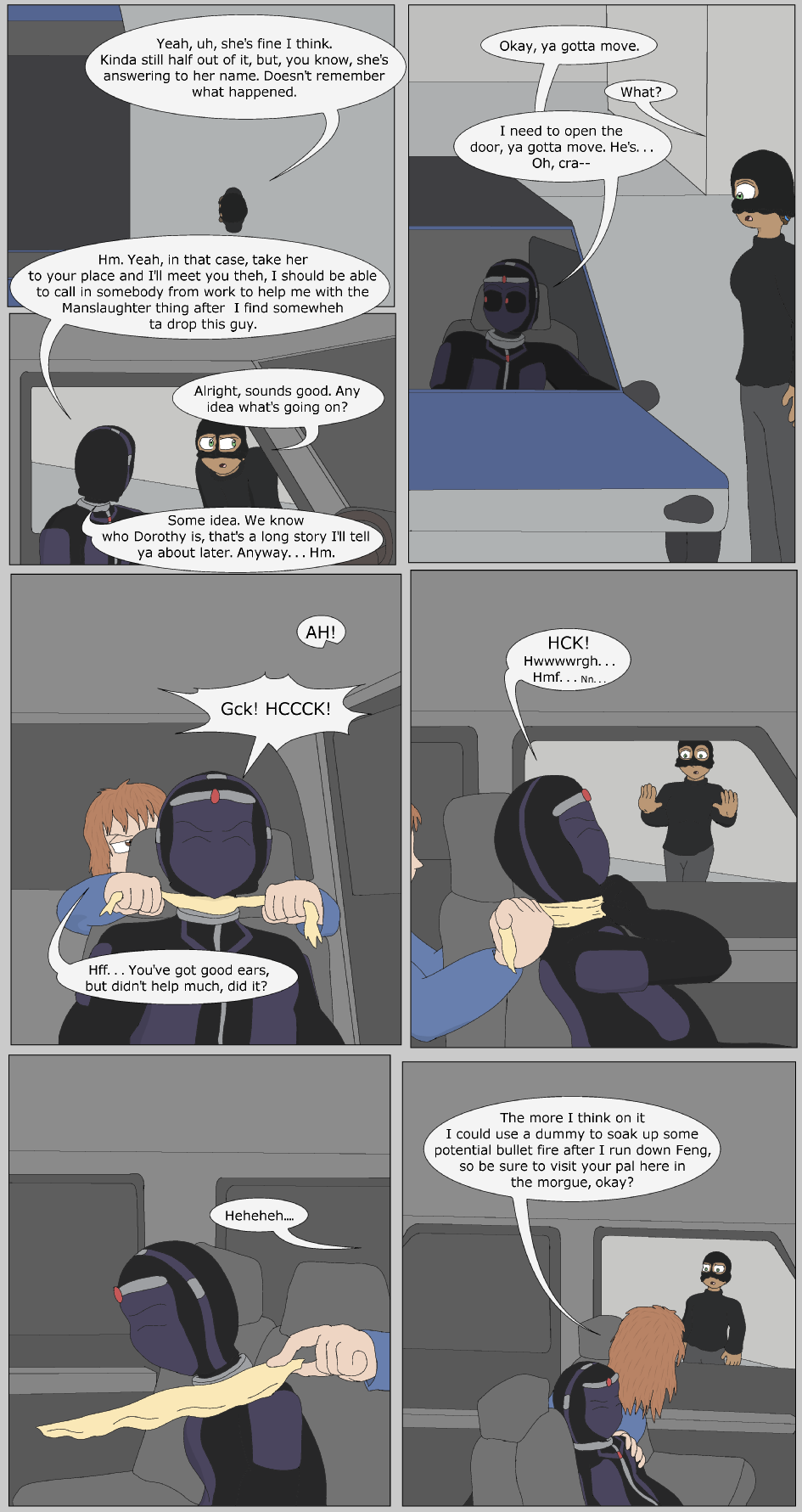The Fast Life, Page 18
